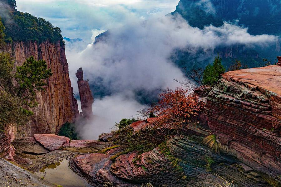 山神廟観光スポット