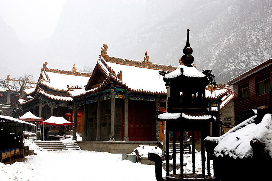 西蓮峡観光スポット