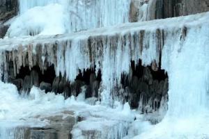 冰瀑節※氷の滝祭